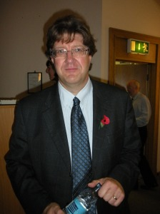 Mark Byford