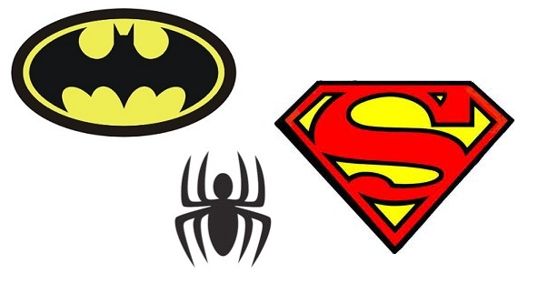 talking about the big 3 superman  spiderman and batman Spider-Man Logo Wallpaper Spider-Man Logo Wallpaper