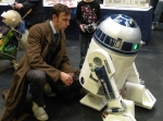 Doctor and R2