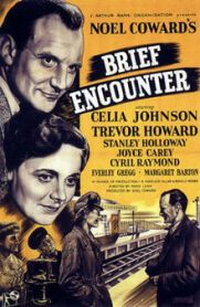Poster of the 1945 film Brief Encounter.