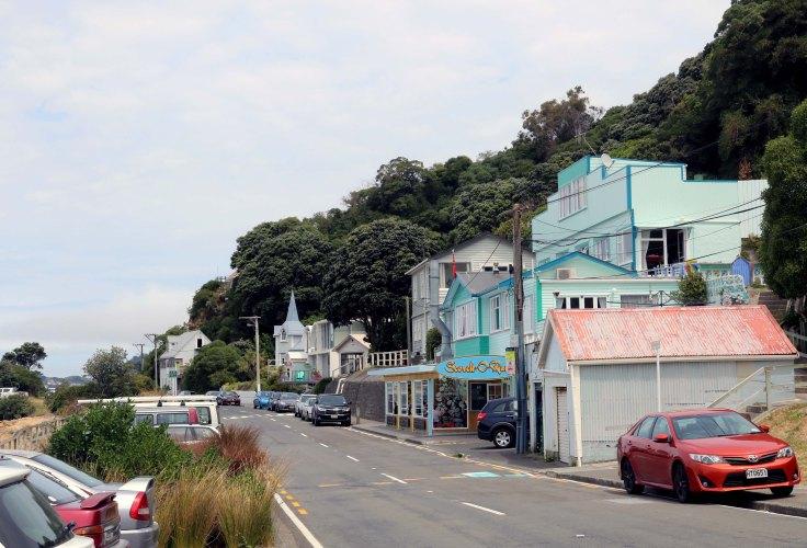 Scorch-o-Rama in Wellington, New Zealand.