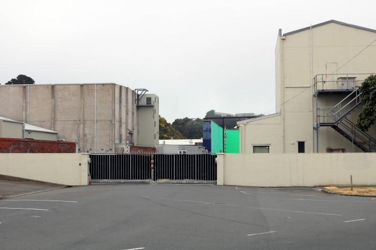 Stone Street Studios, Wellington.
