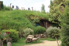 Hobbiton Movie Set, New Zealand.